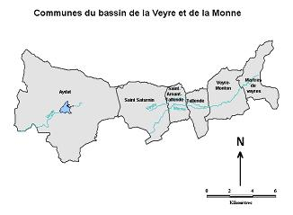 Bassin Veyre